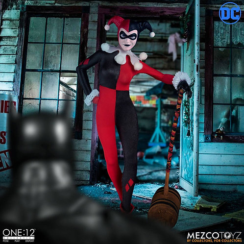 DC COMICS HARLEY QUINN DELUXE EDITION (ACTION FIGURE)