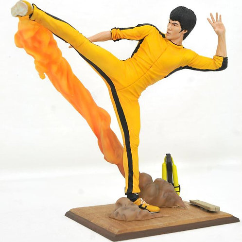 BRUCE LEE KICKING GALLERY (ESTÁTUA)