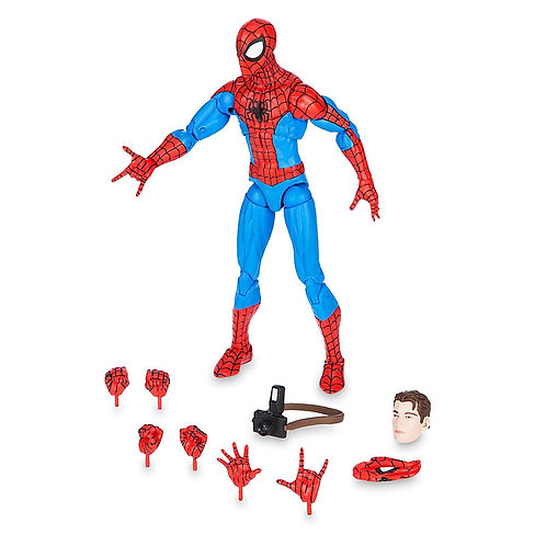 MARVEL SELECT THE SPECTACULAR SPIDER-MAN (ACTION FIGURE)