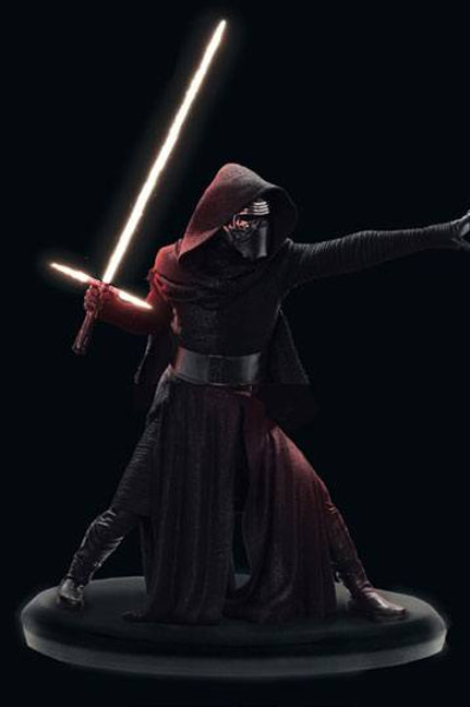 STAR WARS KYLO REN ELITE COLLECTION (ESTÁTUA)