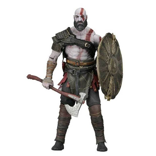 GOD OF WAR KRATOS (ACTION FIGURE)