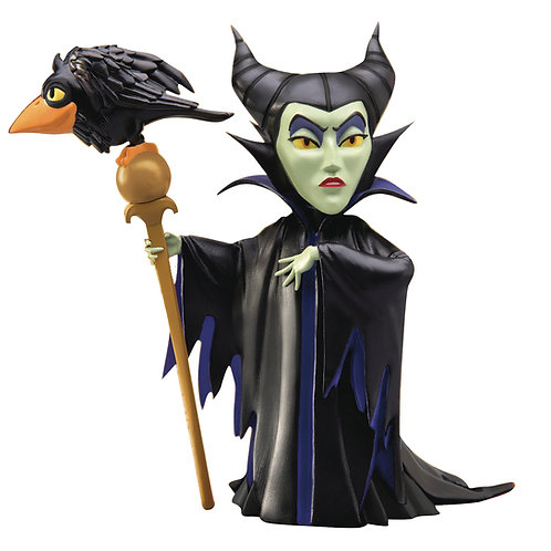 DISNEY VILLAINS MINI EGG ATTACK MALEFICENT (ESTÁTUA)