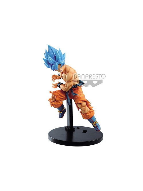 DRAGON BALL SUPER TAG FIGHTERS SUPER SAIYAN BLUE GOKU (ESTÁTUA)