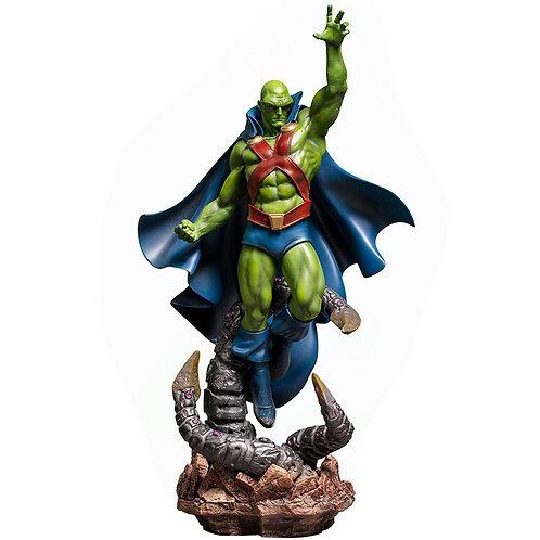 DC COMICS ART SCALE MARTIAN MAN HUNTER (ESTÁTUA) BY IVAN REIS