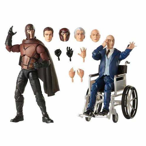 X-MEN MARVEL LEGENDS PACK 2020 MAGNETO & PROFESSOR X (ACTION FIGURE)