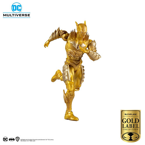 DC MULTIVERSE RED DEATH GOLD EARTH 52 GOLD LABEL SERIES (ACTION FIGURE)