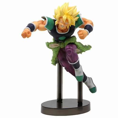 DRAGON BALL SUPER SAIYAN BROLY Z BATTLE (ESTÁTUA)