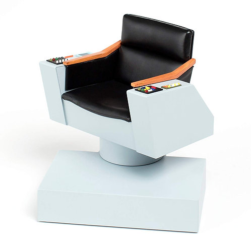 STAR TREK CAPTAINS CHAIR REPLICA