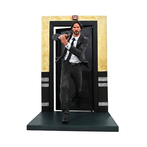 JOHN WICK CHAPTER 1 GALLERY (ESTÁTUA)