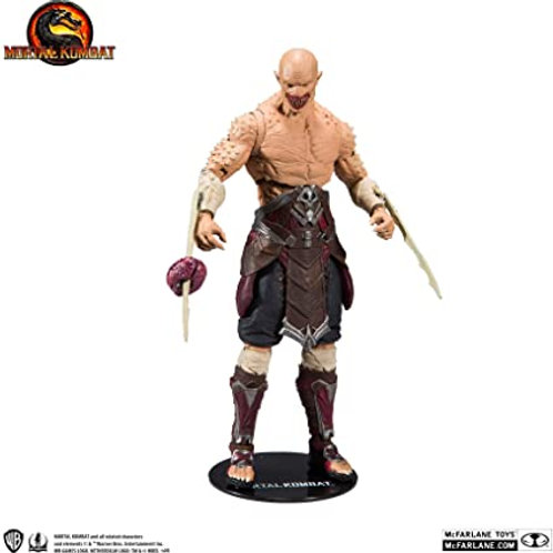 MORTAL KOMBAT 3 BARAKA (ACTION FIGURE)