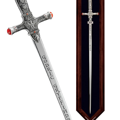 HARRY POTTER THE GODRIC GRYFFINDOR SWORD