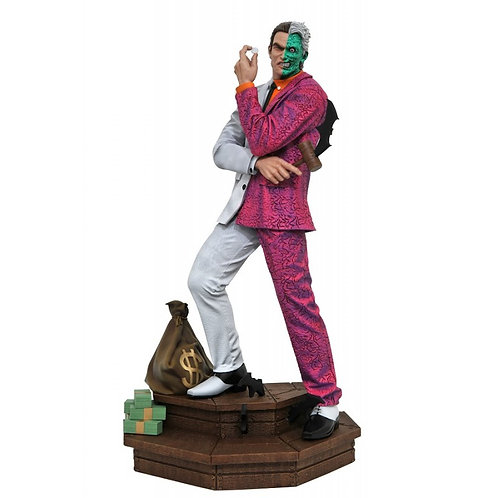DC COMICS GALLERY TWO-FACE (ESTÁTUA)