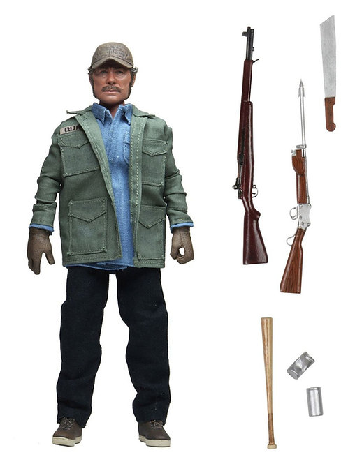 JAWS RETRO SAM QUINT (ACTION FIGURE)