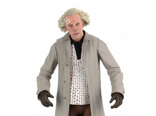BACK TO THE FUTURE ULTIMATE DOC BROWN (ACTION FIGURE)