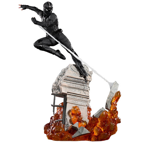 MARVEL SPIDER-MAN FAR FROM HOME BDS ART SCALE NIGHT MONKEY (ESTÁTUA)