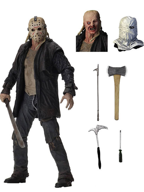 FRIDAY THE 13TH 2009 ULTIMATE JASON (ACTION FIGURE)