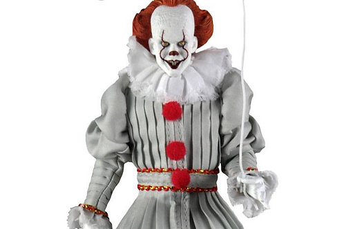 STEPHEN KING'S IT 2017 RETRO PENNYWISE (ACTION FIGURE)