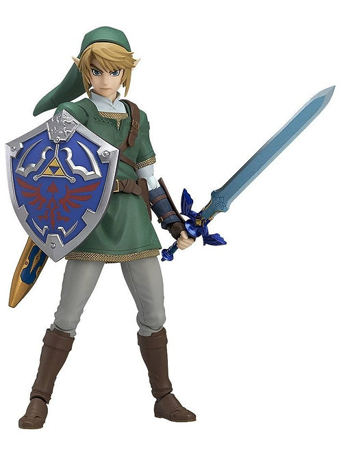 THE LEGEND OF ZELDA TWILIGHT PRINCESS FIGMA (ACTION FIGURE)