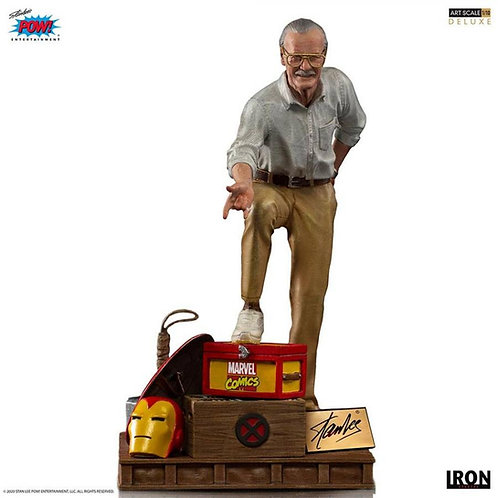 MARVEL DELUXE ART SCALE STAN LEE (ESTÁTUA)