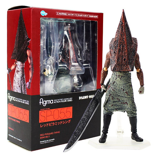 SILENT HILL 2 FIGMA RED PYRAMID THING (ACTION FIGURE)