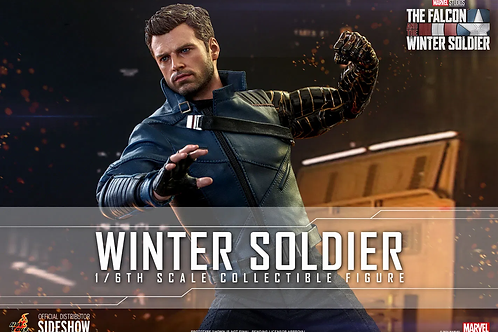 THE FALCON AND THE WINTER SOLDIER WINTER SOLDIER (ACTION FIGURE)