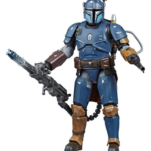 STAR WARS BLACK SERIES HEAVY INFANTRY MANDALORIAN EXCL. (ACTION FIGURE)