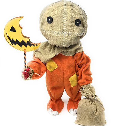 TRICK 'R TREAT MEGA SCALE SAM (ACTION FIGURE)