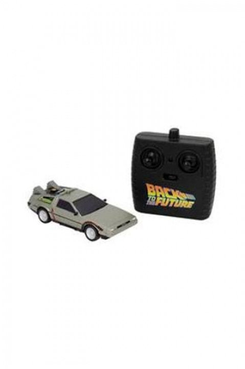 BACK TO THE FUTURE RC TIME MACHINE