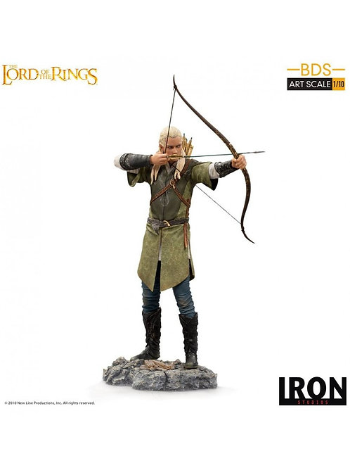 LORD OF THE RINGS BDS ART SCALE LEGOLAS (ESTÁTUA)