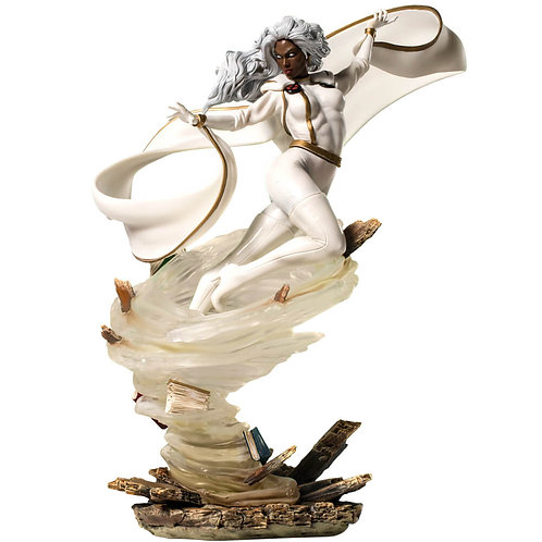 MARVEL COMICS BDS ART SCALE STORM (ESTÁTUA)
