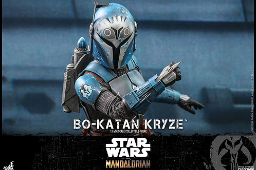 STAR WARS THE MANDALORIAN BO-KATAN KRYZE (ACTION FIGURE)