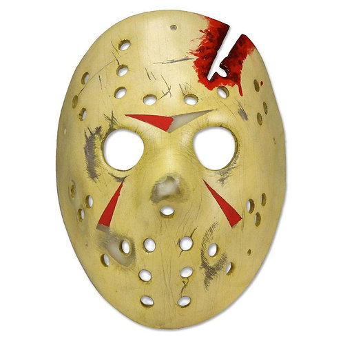 FRIDAY THE 13TH PART 4: THE FINAL CHAPTER JASON MASK