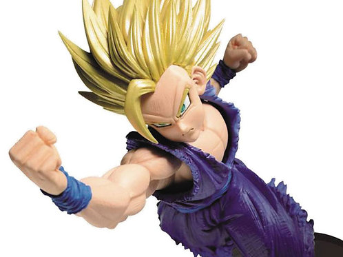 DRAGON BALL Z GOHAN SUPER SAIYAN COLOSSEUM (ESTÁTUA)