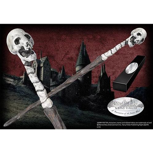 HARRY POTTER VARINHA DEATH EATER SKULL (VERSÃO 1)