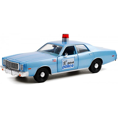 BEVERLY HILLS COP 1977 PLYMOUTH