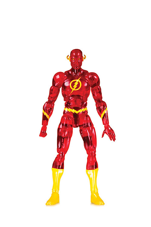 DC COMICS ESSENTIALS THE FLASH SPEED FORCE (ACTION FIGURE)