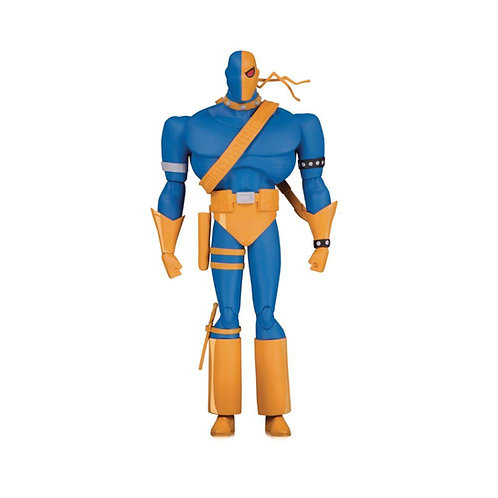 DC COMICS BATMAN THE ADVENTURES CONTINUE DEATHSTROKE (ACTION FIGURE)