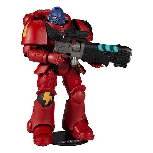 WARHAMMER 40k BLOOD ANGELS HELLBLASTER (ACTION FIGURE)