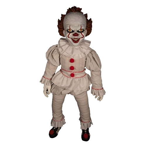 STEPHEN KING'S IT 2017 PENNYWISE MDS ROTO PLUSH DOLLE)