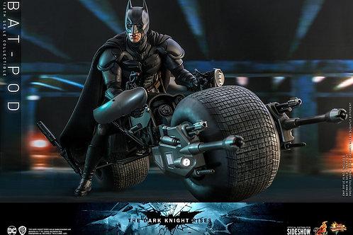 BATMAN THE DARK KNIGHT RISES MOVIE MASTERPIECE BAT-POD