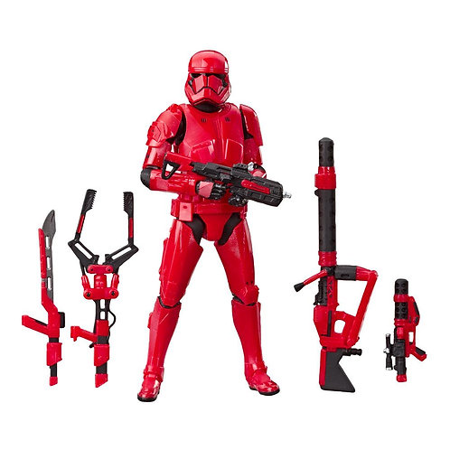 STAR WARS BLACK SERIES SITH TROOPER SDCC 2019 EXCLUSIVE (ACTION FIGURE)