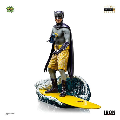 BATMAN 1966 DELUXE BDS ART SCALE BATMAN (ESTÁTUA)