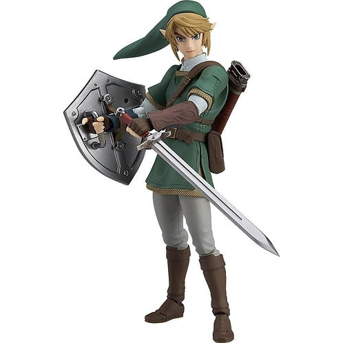 THE LEGEND OF ZELDA TWILIGHT PRINCESS DELUXE VERSION (ACTION FIGURE)