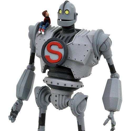 THE IRON GIANT SELECT (ACTION FIGURE)
