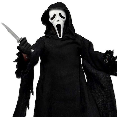 SCREAM RETRO GHOSTFACE UPDATE (ACTION FIGURE)