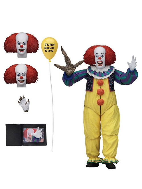 STEPHEN KING'S IT 1990 ULTIMATE PENNYWISE V2 (ACTION FIGURE)