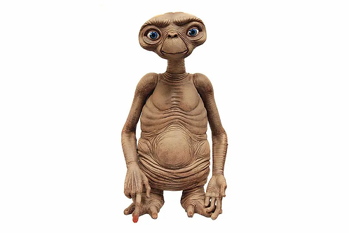 E.T THE EXTRA-TERRESTRIAL STUNT PUPPET