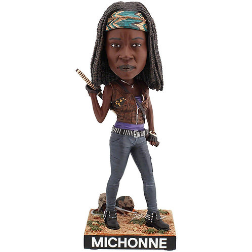 THE WALKING DEAD MICHONNE (HEAD-KNOCKER)