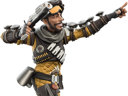 APEX LEGENDS MINI EPIC VYNIL MIRAGE (ESTÁTUA)