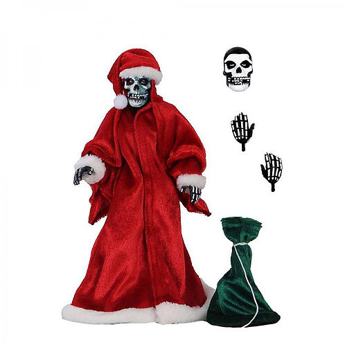 MISFITS RETRO HOLIDAY FIEND (ACTION FIGURE)